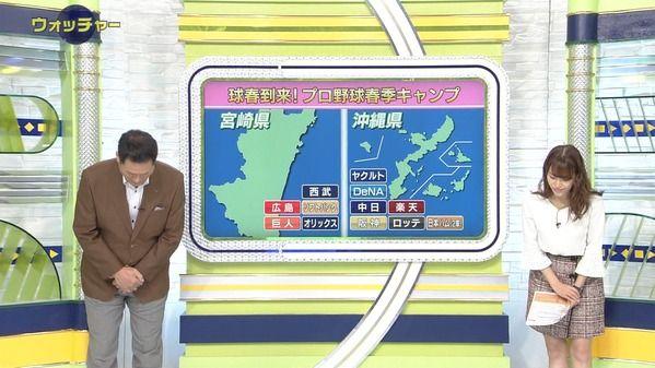 【画像】今日の鷲見玲奈さん 2.2