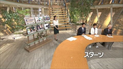 森川夕貴 報道ステーション 19/09/11