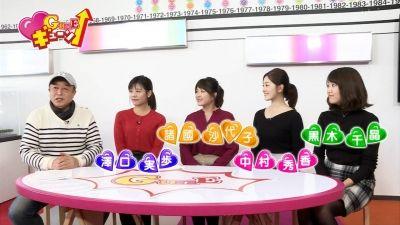 ytvアナウンサー向上委員会 ギューン↑「YouTube公式チャンネル開設記念!焼き鳥トーク」を20190110