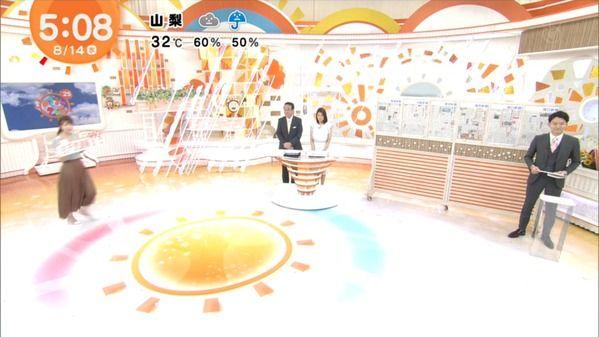 【画像】今日の阿部華也子さん 8.14