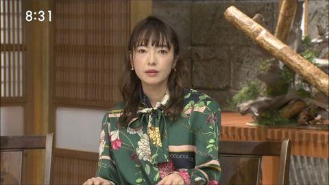水野真裕美 サンデーモーニング 19/10/20
