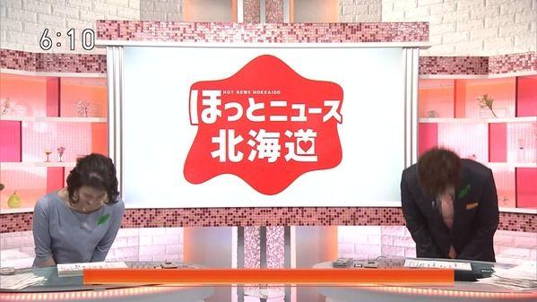 【画像】今日の太細真弥さんと永井華子さん 4.15