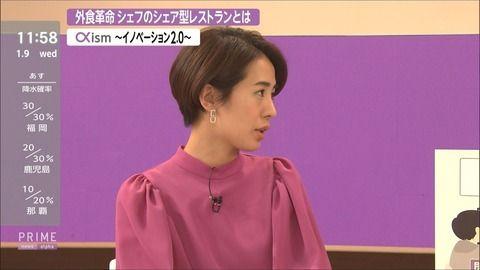 椿原慶子 プライムニュース α 19/01/09