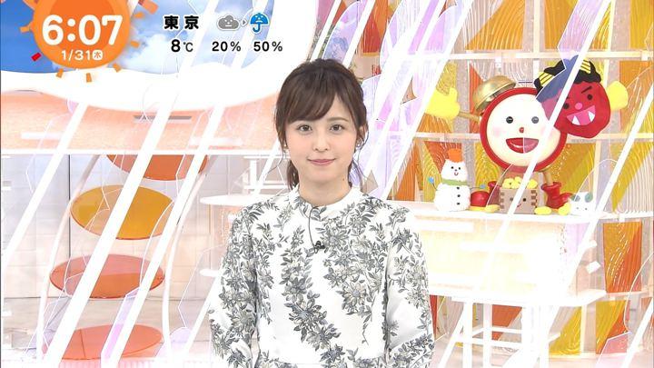 久慈暁子 めざましテレビ (2019年01月31日放送 21枚)