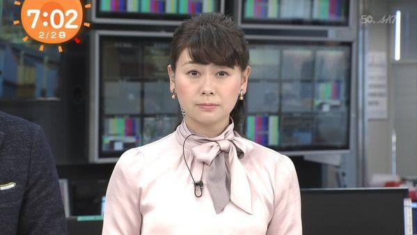 【画像】今日の山中章子さん 2.2
