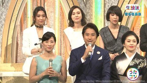 小郷知子 うたコン 19/01/29
