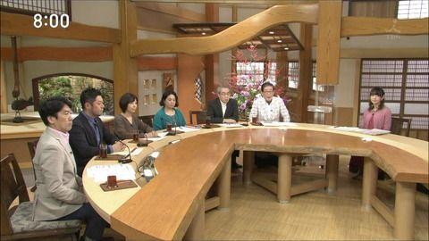 水野真裕美 サンデーモーニング 18/12/30