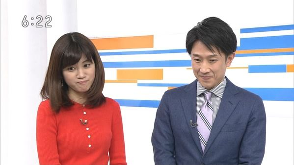 【画像】今日の合原明子さんと竹平晃子さん 3.15