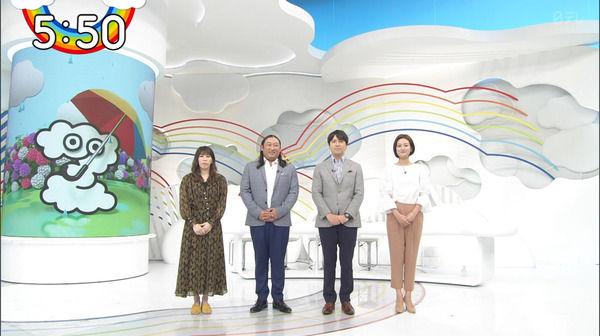 【画像】今日の徳島えりかさんと後呂有紗さんと貴島明日香さん 7.12