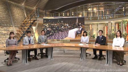 三谷紬 報道ステーション 19/03/22