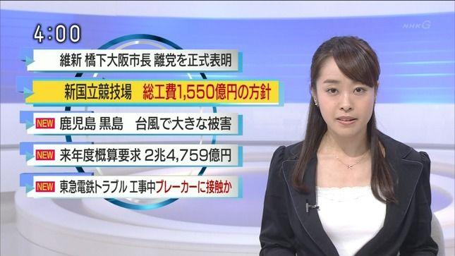 片山千恵子アナ セクシーニュース