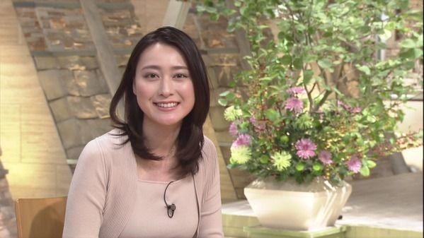 【画像】今日の小川彩佳さん 9.4
