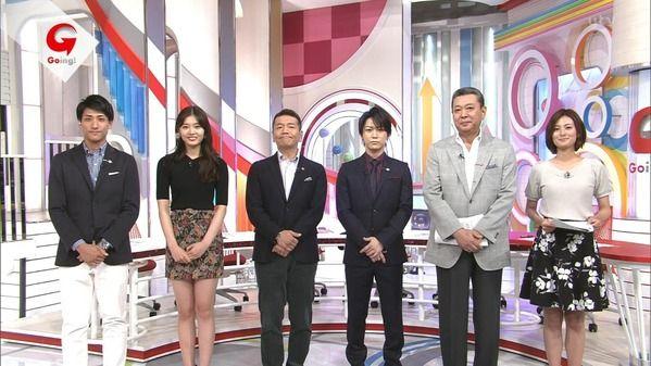 【画像】今日の徳島えりかさんと杉野真実さん 9.25