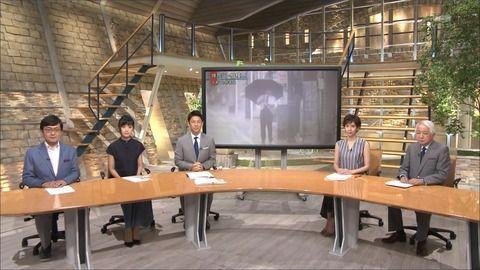 竹内由恵 報道ステーション 19/05/21