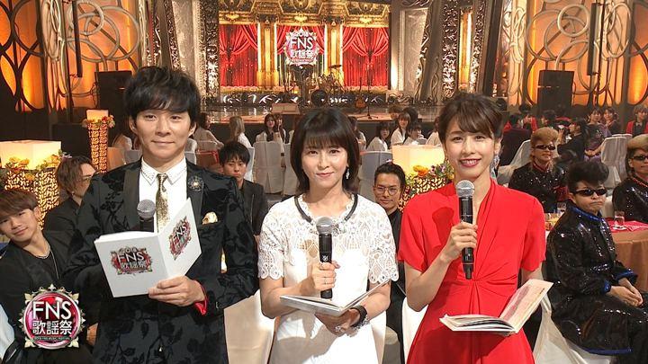 加藤綾子 FNS歌謡祭第1夜 (2018年12月05日放送 32枚)