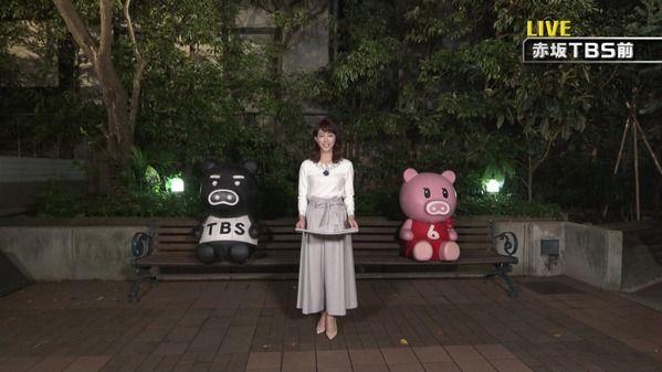 【画像】今日の新井恵理那さん 9.30