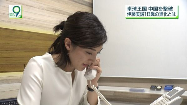 【画像】今日の桑子真帆さん 11.5