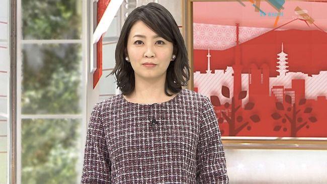 【画像】矢島悠子アナがロケットおっぱいをお坊さんに見せつけてしまう