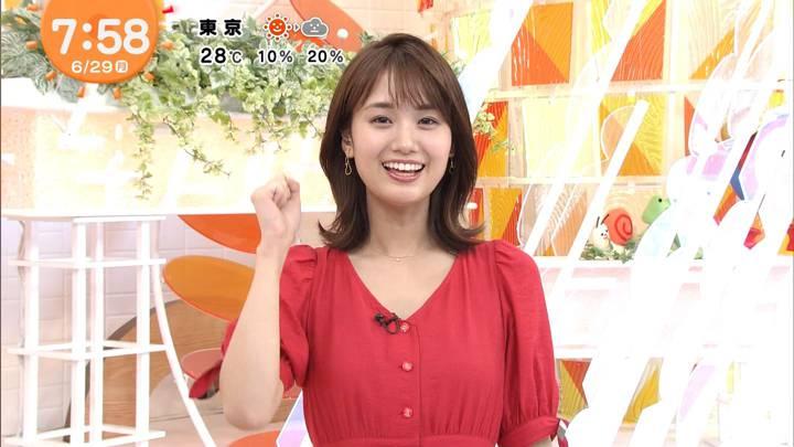 井上清華 めざましテレビ (2020年06月29日放送 30枚)