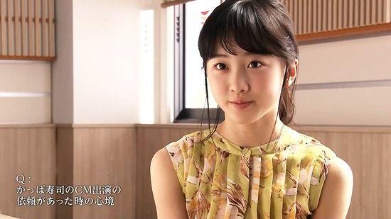 【朗報】本田望結さん(14)、おっぱい成長中www(画像あり)