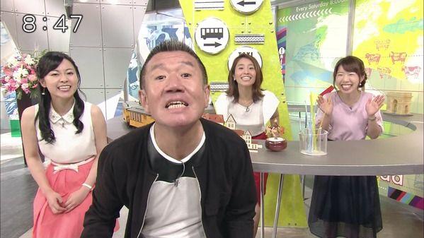 【画像】ABA青森朝日放送の坂本佳子さんが可愛い@全国放送 8.12