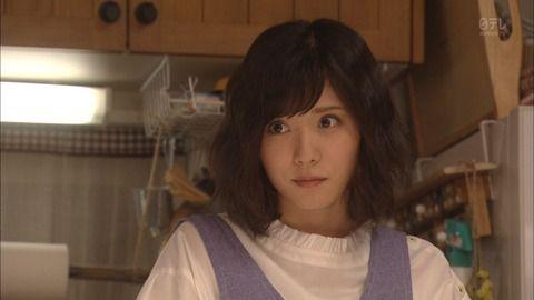 【悲報】松岡茉優ちゃんは今週もカワイかったがもうすぐ最終回。