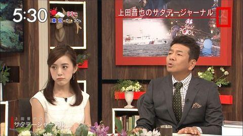古谷有美 サタデージャーナル 17/07/22