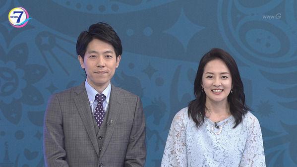 【画像】今日の鈴木奈穂子さんと國本未華さん 6.20