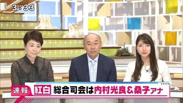 【画像】今日の桑子真帆さん 11.9