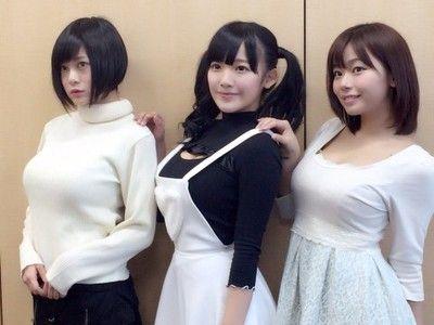 【画像】身長が低いのにおっぱいが大きい女の子wwwwwww
