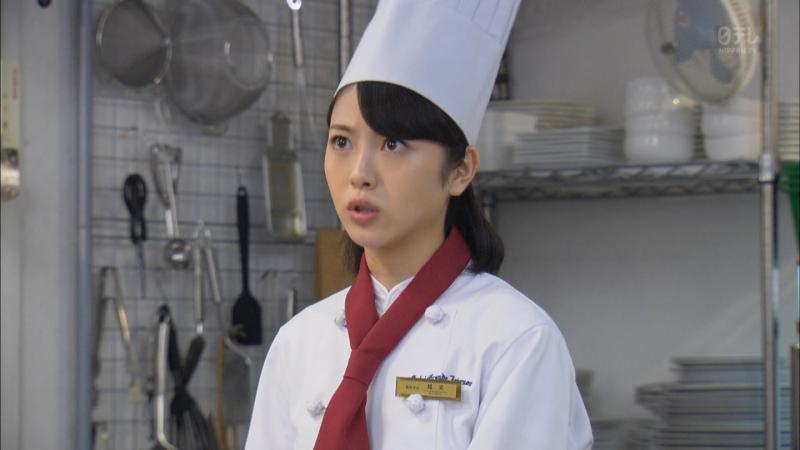 浜辺美波 川栄李奈 崖っぷちホテル #10終