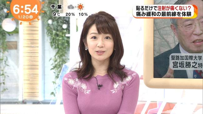 【画像】長野美郷ちゃんがおっぱい寄せ過ぎいww(GIF動画あり)