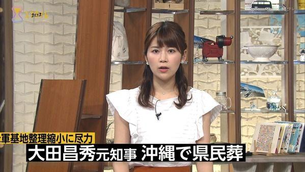 【画像】今日の竹内友佳さんと市川紗椰さん 7.26