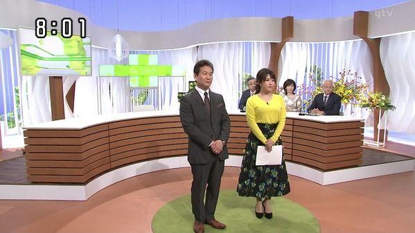 【画像】今日の諸國沙代子さん 10.20