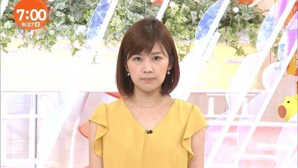 【画像】今日の竹内友佳さん 8.27