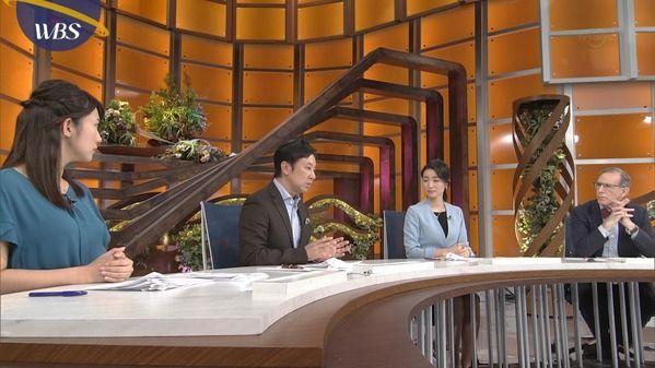 【画像】今日の大江麻理子さんと北村まあささん 9.13