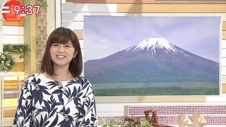 宇賀なつみ 羽鳥慎一モーニングショー (2018年05月21日放送 18枚)