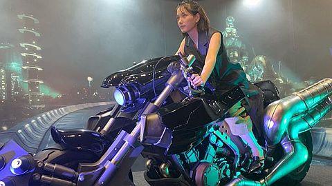 本田翼、YouTube「ほんだのばいく」1周年記念イベント開催発表。