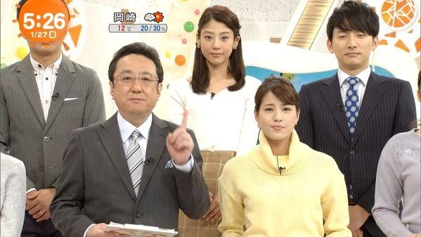 【画像】今日の岡副麻希さん 1.27