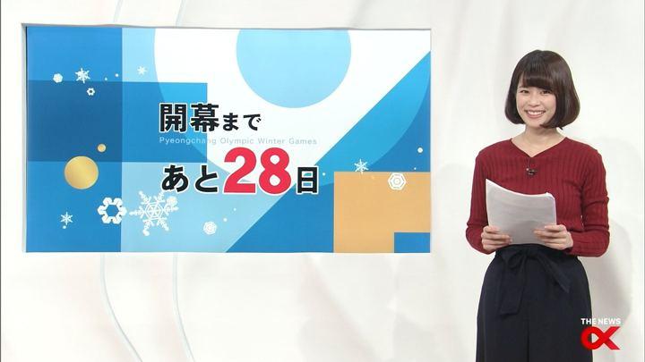 鈴木唯 THE NEWS α (2018年01月12日放送 26枚)