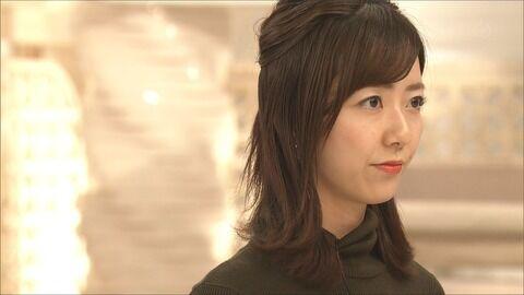 内田嶺衣奈 Live News α 19/12/06