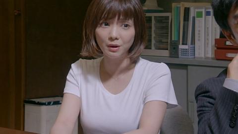倉科カナさんが新しい家族との密着ショット公開。