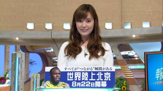 TBSおっぱい担当アナウンサー林みなほの最新キャプ画像wwww