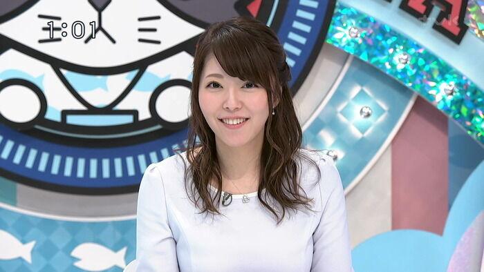 【画像】テレビ神奈川・岡村帆奈美アナの爆乳がパツンパツンでたまらん