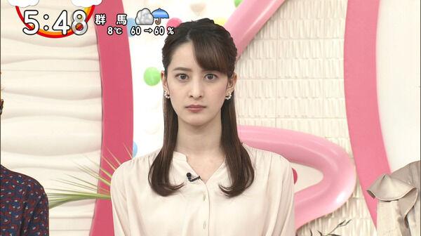 【画像】今日の後呂有紗さん 1.23