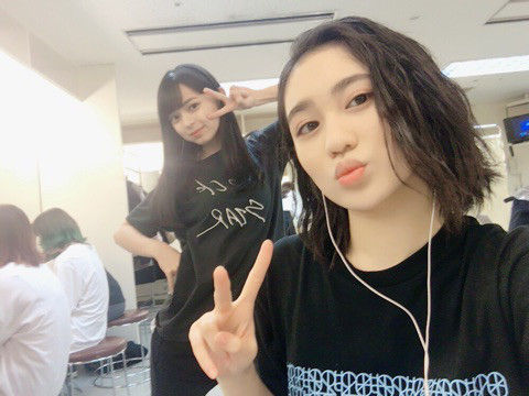 【画像】佐々木莉香子(17)が沖縄でオッパイスラッシュwwwww