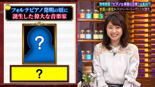 林美沙希アナ スーパーJチャンネル 関ジャム完全燃SHOW