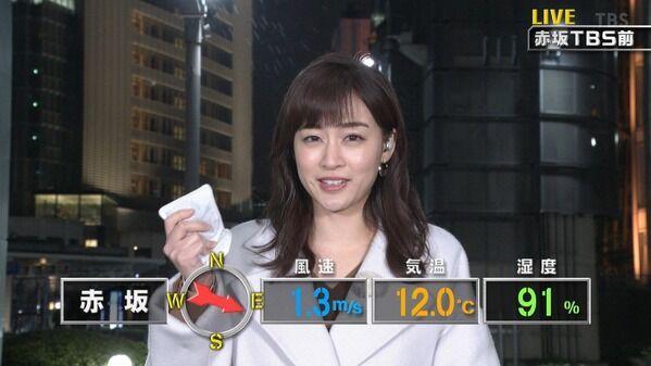 【画像】今日の新井恵理那さん 10.17