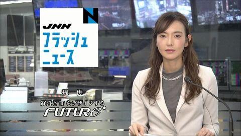 水野真裕美 フラッシュニュース 17/01/26