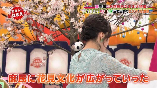 赤木野々花アナ 日本人のおなまえっ!